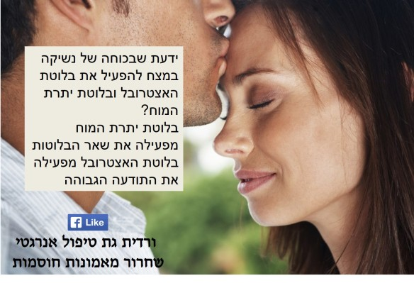 נשיקה במצח